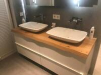 Badezimmer Unterschrank, Badezimmer Ausstattung und Möbel in ...