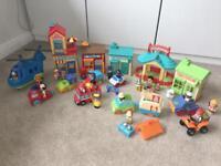 Huge Happyland Bundle for toddlers