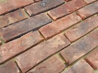 Brick Slips | Cladding | Rustic | Feature Wall | Decorative | Per 30 Brick slips
