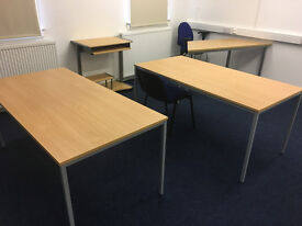 Office Clearance, Desks,Chairs,Tables