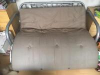 Fabric futon