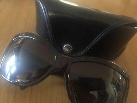 Salvatore Ferragamo Authentic Italian Sunglasses for sale!