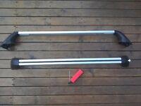 Vauxhall Insignia aero roof bars
