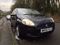 Fiat Grande Punto 1.4 *** 43,000 miles only *** 56 plate