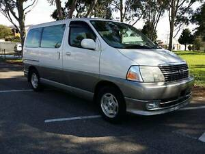 2001 Toyota Granvia Electric Welcab Wheelchair Folding Ramp Marion Marion Area Preview