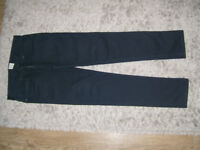 2 skinny jeans at £2 each both are 30 waist and 32 length in good condition pick up a bargain