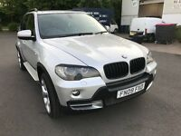 BMW X5 X DRIVE 7 SEATERS ONLY 1 FORMER KEEPER WITH FULL YEAR MOT