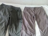 2 PAIRS NEW CARGO SHORTS SIZE 14 FOR SALE