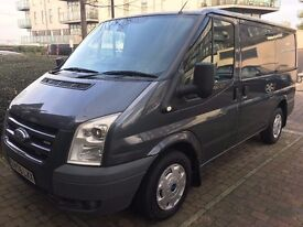 Ford Transit LX, SWB, ply lined interior, clean, ready for use, FSH. no VAT
