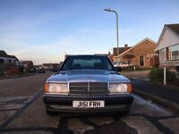 1992 Mercedes 190e 1.8 Auto