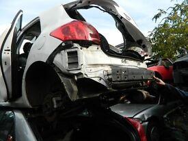 2006–2012 TOYOTA AURIS T180 NSR REAR LIGHT (BREAKING)