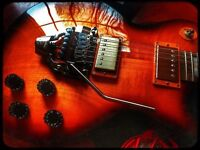 Gibson Les Paul Studio (2015) with Floyd Rose FRX