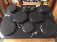 Tabletop drum kit
