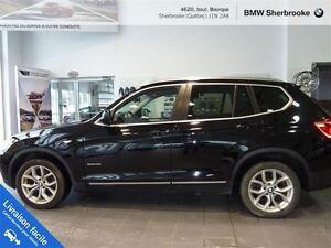 2013 BMW X3 Xdrive28i***SEULEMENT 19000 KM***