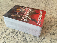 ZOMBICIDE Season 3 Experience Cards Deck NEW