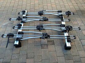 Volvo 4 bike roof rack