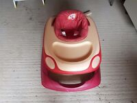 baby walker with activity toy