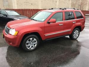2010 Jeep Grand Cherokee Limited, Heated Seats, Power Pedals, Po