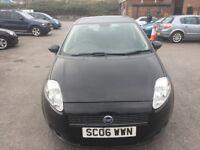 Fiat Grande Punto 1.2 Active 5dr 2006 (06 reg), Hatchback(30days warranty)£1399