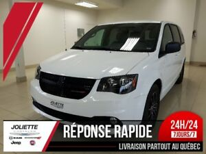 2017 Dodge Grand Caravan SXT PLUS BLACKTOP ENS. UCONNECT - PRIX