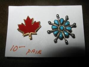 TWO INTERESTING OLD VINTAGE LAPEL PINS for the COLLECTOR