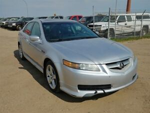 2004 Acura TL 3.2L V6!! Leather W/ Low KM'S!!