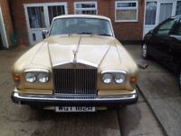 1977 Rolls Royce silver shadow 2 low miles (please read description)
