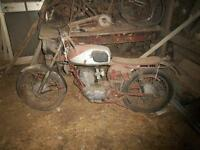 Wanted Old motorbikes wanted vintage classic retro