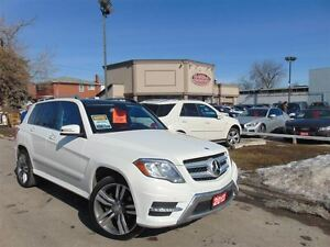 2013 Mercedes-Benz GLK-Class NAVIGATION-PANORAMIC-20 WHEELS