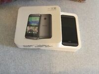 For sale HTC ONE M8 MINI METAL GREY