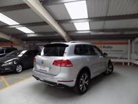 Volkswagen Touareg V6 R-LINE TDI BLUEMOTION TECHNOLOGY (silver) 2017-05-24