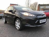 2009 FORD FIESTA STYLE 1.2 *** ONLY 77000 MILES + 12 MONTHS MOT + 2 PREVIOUS OWNERS ***