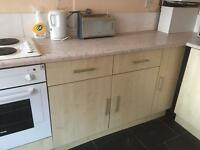 Free collection kitchen units Harborne Buyer to dismantle