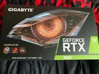 Gigabyte 3060 OC Edition GPU LHR