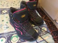 New walking Boots