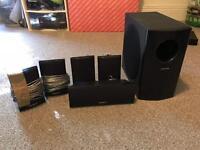Sony Home Theatre System - 5.1 surround sound - Sony DAV-DZ280
