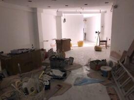 £1100 pcm fantastic location large new shop