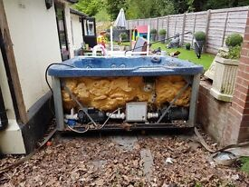 Hot Tub American Brand, Non tested, great project