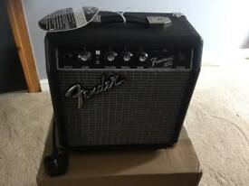 Fender Frontman 10g practice amp.