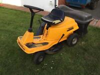 McCullough ride on mower