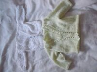 Girls' cardigans - 0 to 3 months