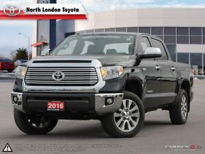 2016 Toyota Tundra Limited 5.7L V8 Tow up to 10,000lb - Edmun...