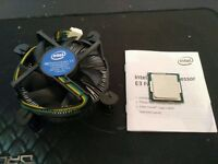 Intel Xeon E3-1231v3 Quad Core Hyper Threaded 3.4GHz base Socket LGA1150