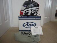 Arai RX7 -GP TT 2014 Crash Helmet ( Medium )