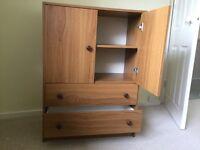 Bedroom storage unit