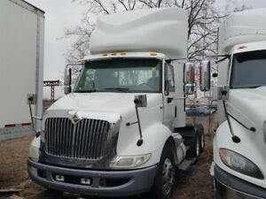 2011 International 8600 SBA -