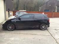 Honda Civic type r spares and repairs