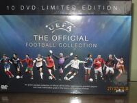 The official football collection.