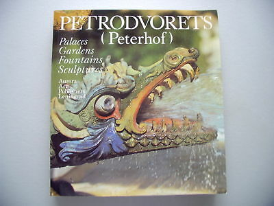 Petrodvorets Peterhof Palace Garden Fountain Sculpture