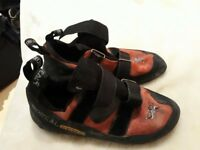 Climbing shoes by Boreal (UK size 9)
